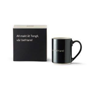 Astrid Lindgren Muki 10 Musta