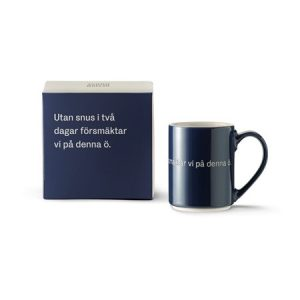 Astrid Lindgren Muki 12 Tummansininen