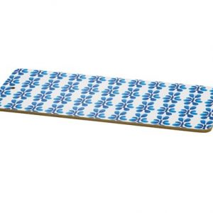Blues Tarjotin 40 x 17 cm Sininen