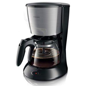 Kahvinkeitin Musta/Metalli