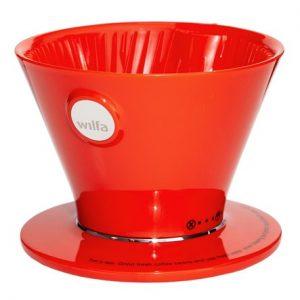 Kahvinkeitin Pour Over Punainen