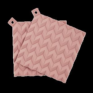 HOLD-ON Patalappu, 2 kpl - vaaleanpunainen
