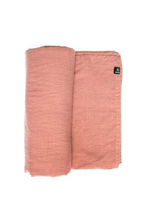 Pöytäliina Sunshine 145x330 cm - Vaaleanpunainen