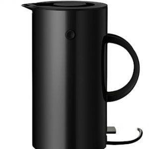 EM77 vedenkeitin 1.5 litraa Musta