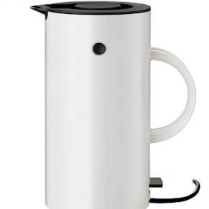 EM77 vedenkeitin 1.5 litraa Valkoinen